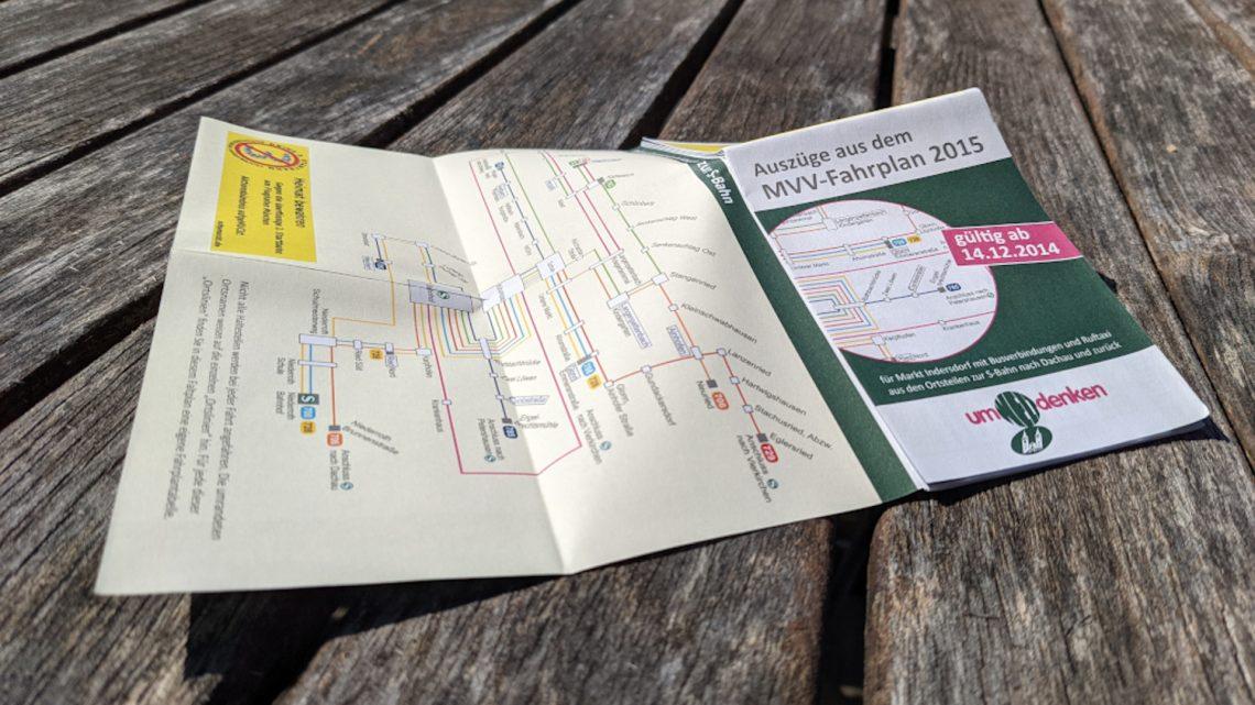 Eigener Fahrplan: Bus- und Ruftaxi-Verbindungen in Markt Indersdorf